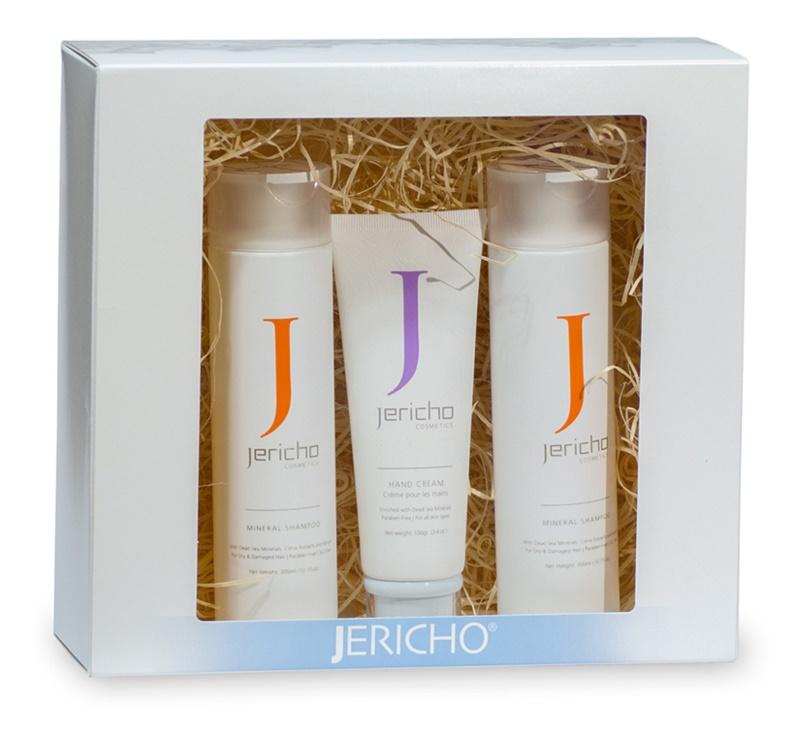 Jericho Hair Care lote cosmético II.