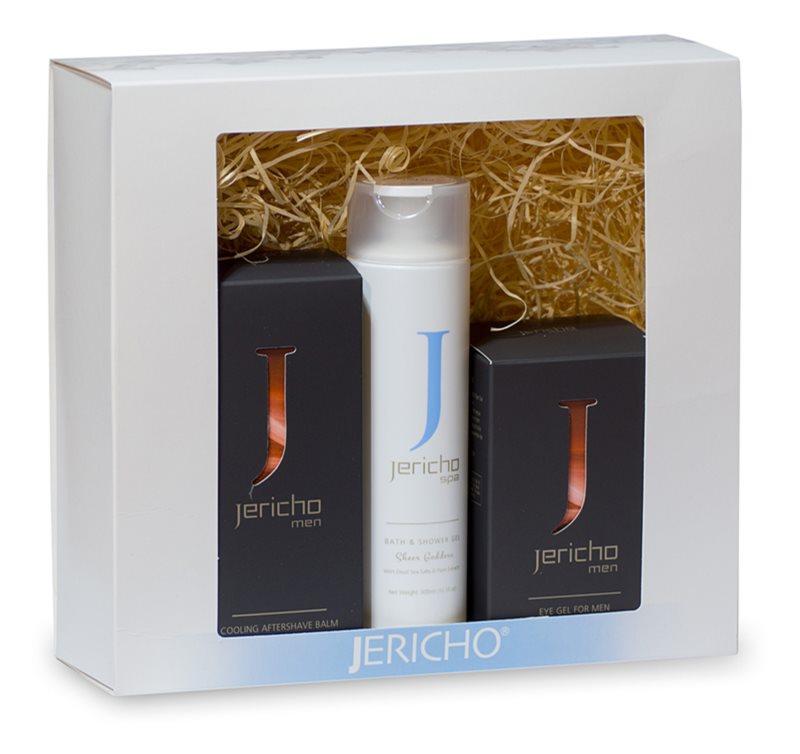 Jericho Men Collection zestaw kosmetyków I.