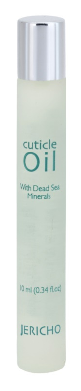 Jericho Body Care olejček pre zdravú kožičku a nechty s minerálmi z Mŕtveho mora