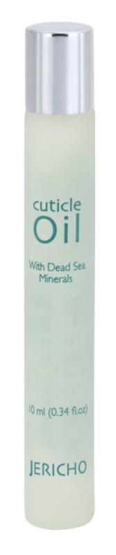 Jericho Body Care olejek dla zdrowych skórek i paznokci z minerałami z Morza Martwego