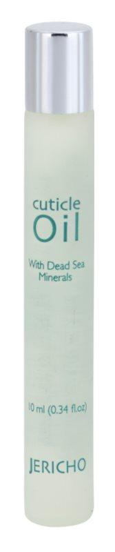 Jericho Body Care óleo para unhas e cutículas saudáveis com minerais do Mar Morto