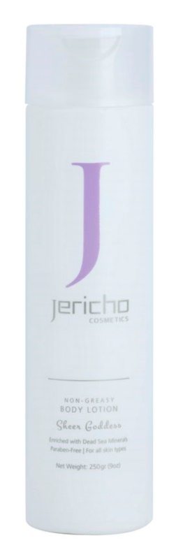 Jericho Body Care lotiune de corp