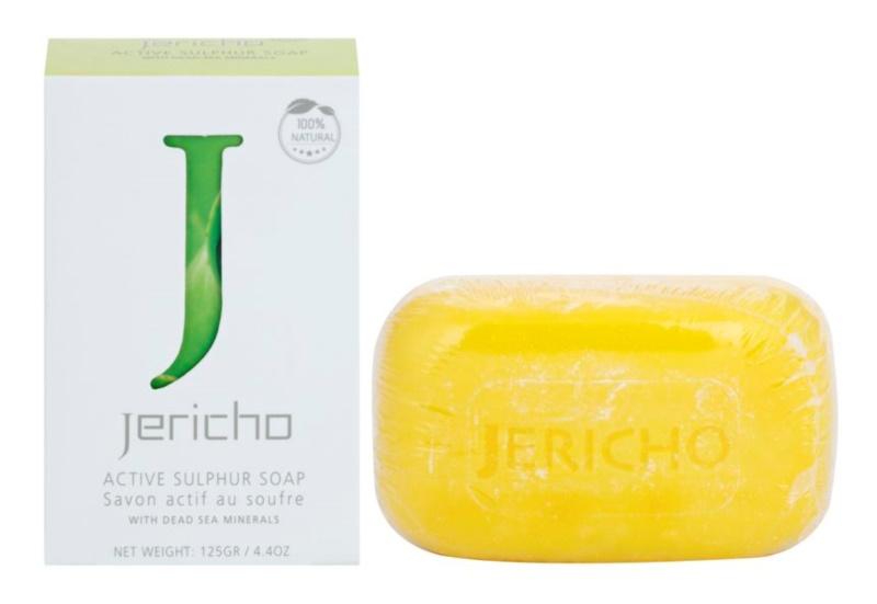 Jericho Body Care sapun cu sulf
