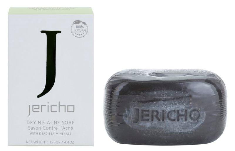 Jericho Body Care sabonete antiacne