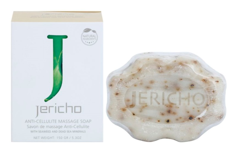 Jericho Body Care сапун  против целулит