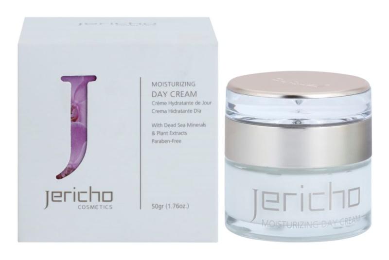 Jericho Face Care zvláčňujúci denný krém