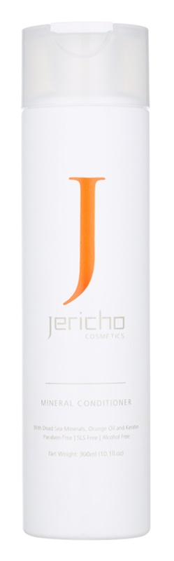Jericho Hair Care ásványi kondicionáló keratinnal