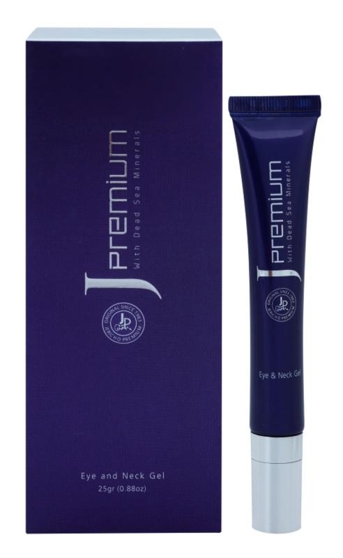 Jericho Premium gel para os olhos e pescoço