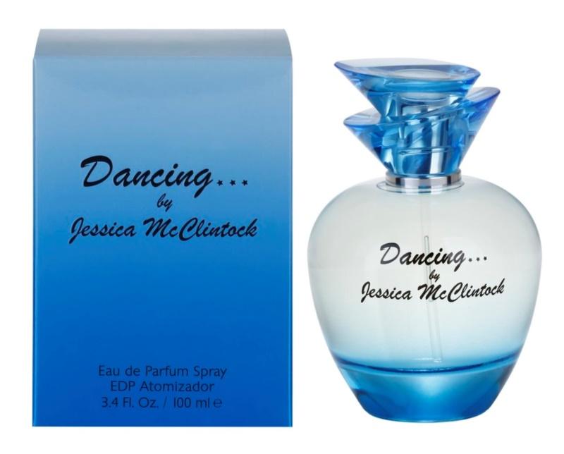 Jessica McClintock Dancing eau de parfum pentru femei 100 ml