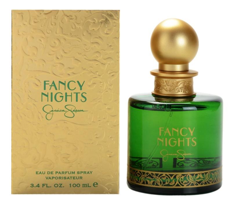 Jessica Simpson Fancy Nights woda perfumowana dla kobiet 100 ml