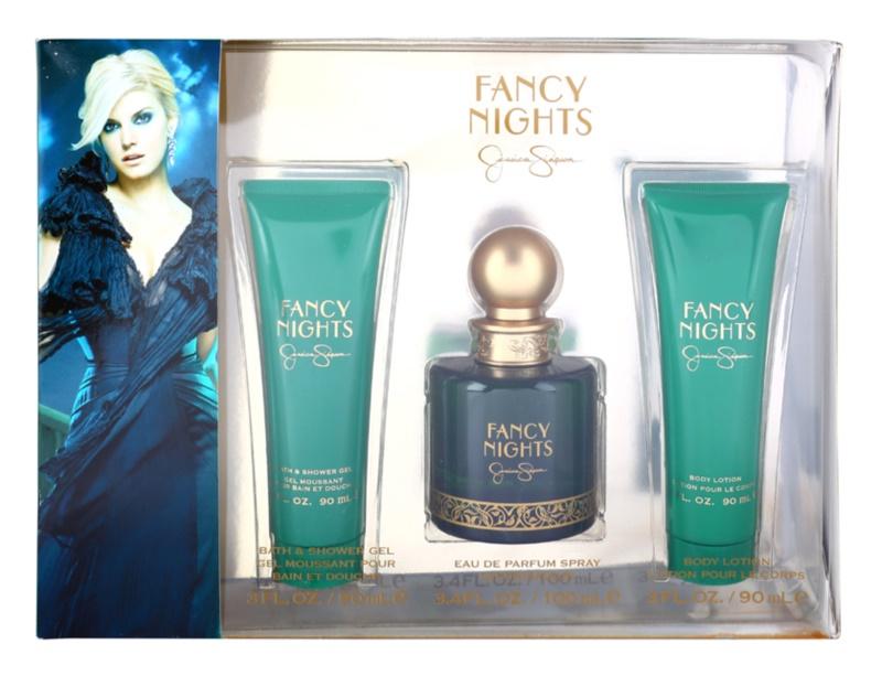 Jessica Simpson Fancy Nights zestaw upominkowy I.