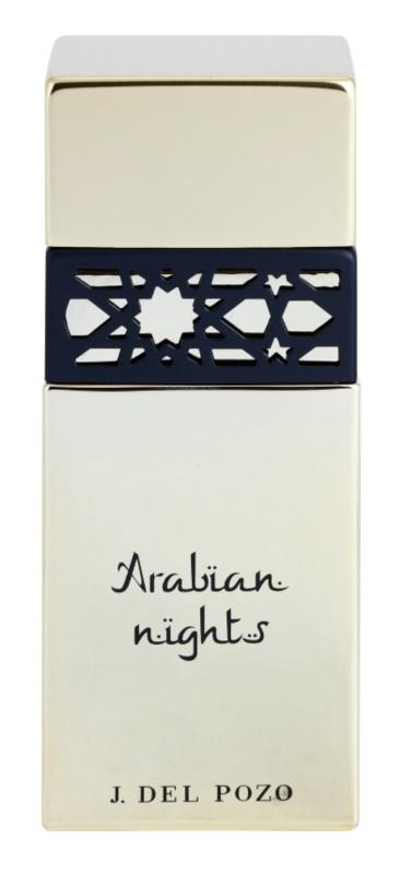 Jesus Del Pozo Arabian Nights Private Collection Man eau de parfum pour homme 100 ml