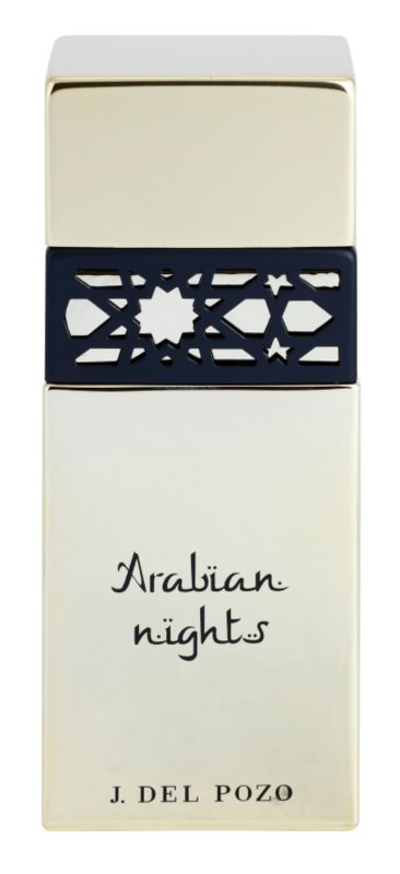 Jesus Del Pozo Arabian Nights Private Collection Man parfémovaná voda pro muže 100 ml