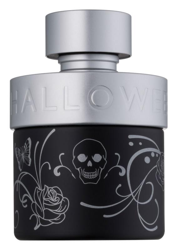 Jesus Del Pozo Halloween Tattoo Man Eau de Toilette für Herren 75 ml