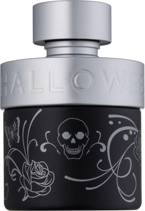 Jesus Del Pozo Halloween Tattoo Man woda toaletowa dla mężczyzn 75 ml