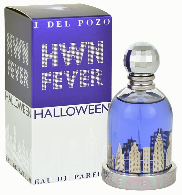 Jesus Del Pozo Halloween Fever парфюмна вода за жени 100 мл.