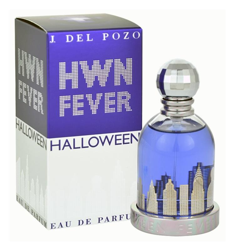 Jesus Del Pozo Halloween Fever parfémovaná voda pro ženy 100 ml