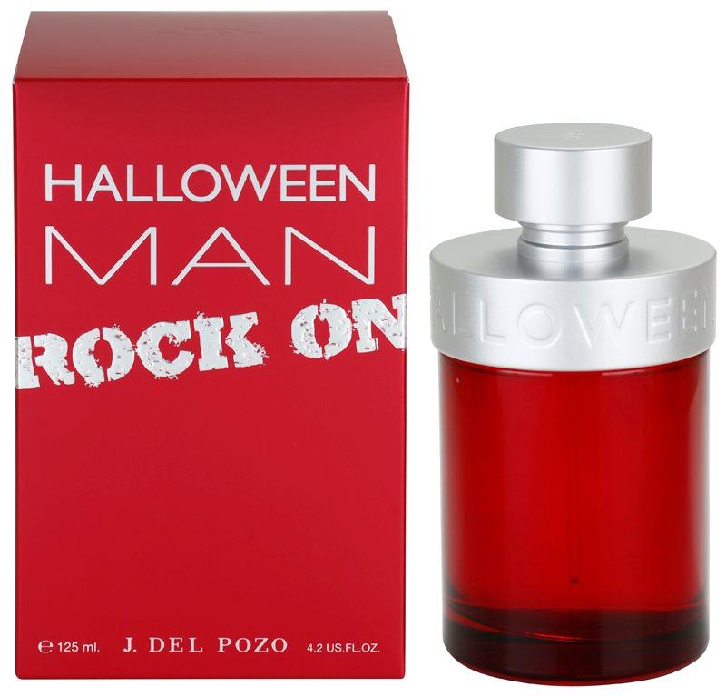 Jesus Del Pozo Halloween Man Rock On woda toaletowa dla mężczyzn 125 ml