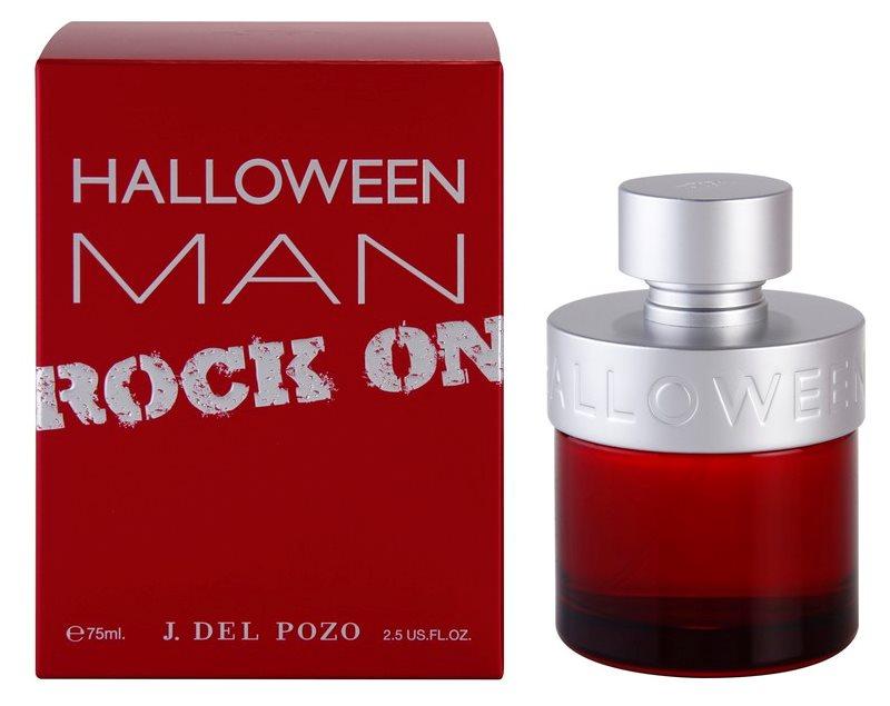 Jesus Del Pozo Halloween Man Rock On eau de toilette férfiaknak 75 ml