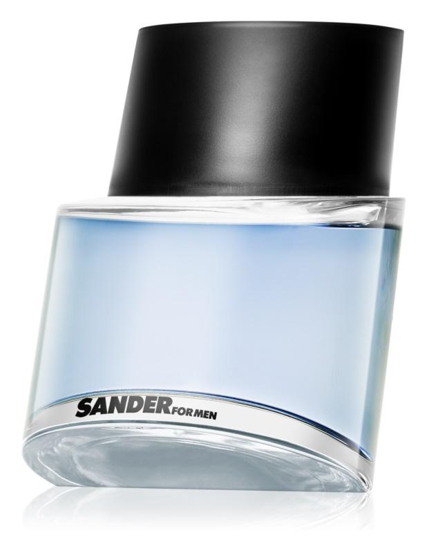 Jil Sander Sander for Men eau de toilette férfiaknak 125 ml