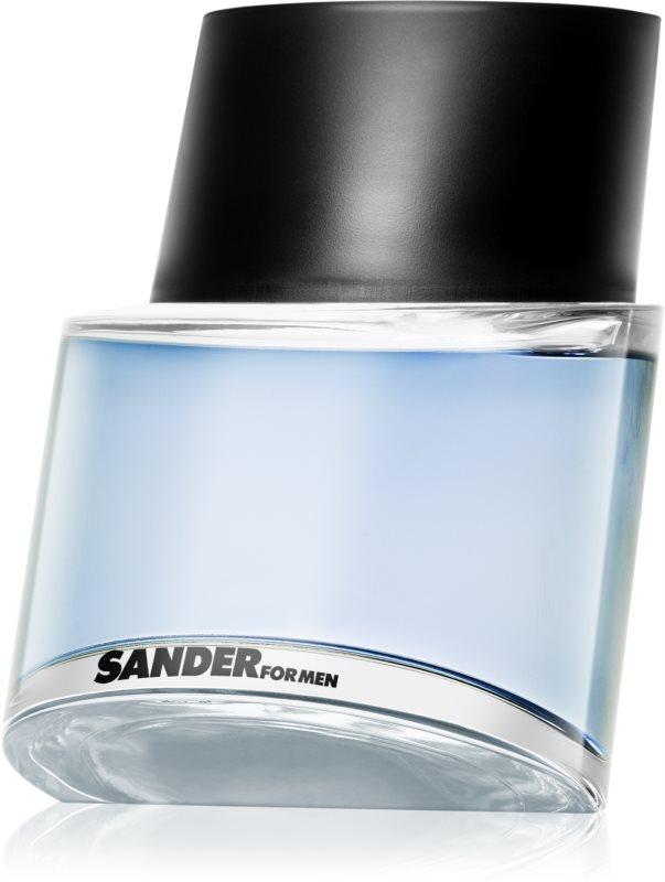 Jil Sander Sander for Men Eau de Toilette para homens 125 ml