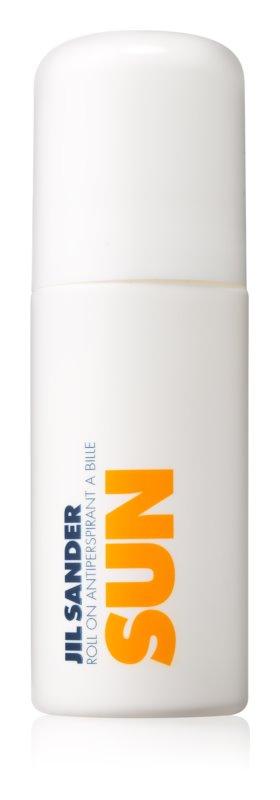 Jil Sander Sun déodorant roll-on pour femme 50 ml