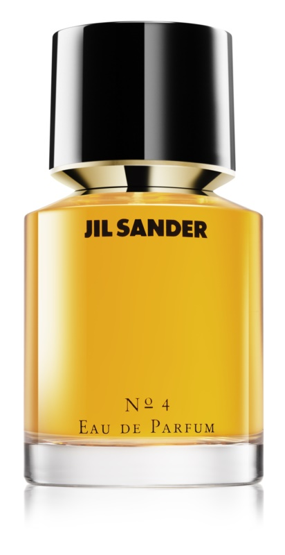 jil sander n 4 eau de parfum for women 100 ml. Black Bedroom Furniture Sets. Home Design Ideas