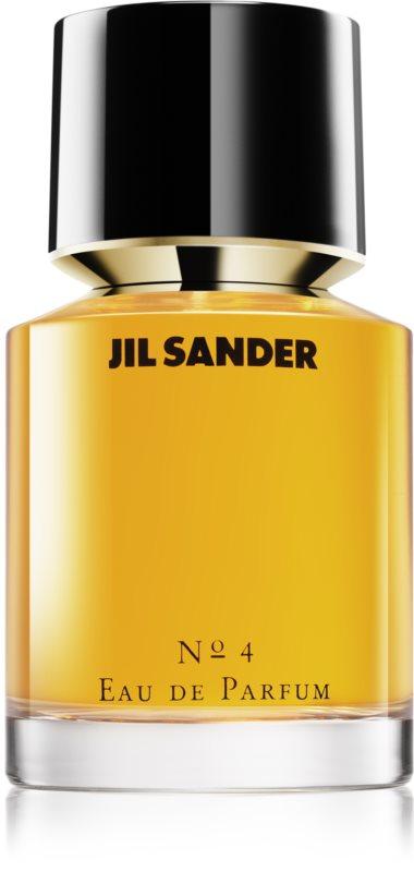 Jil Sander N° 4 Parfumovaná voda pre ženy 100 ml