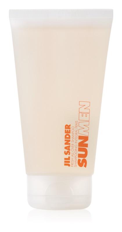 Jil Sander Sun for Men żel pod prysznic dla mężczyzn 150 ml