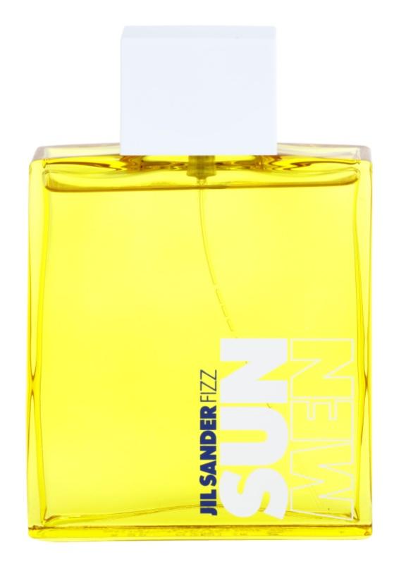 Jil Sander Sun Fizz for Men Limited Edition 2016 Eau de Toilette für Herren 125 ml