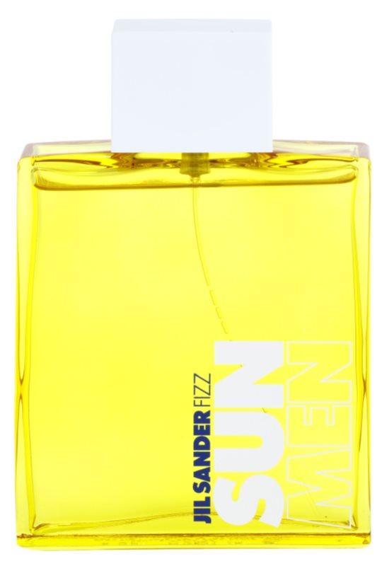 Jil Sander Sun Fizz for Men Limited Edition 2016 toaletní voda pro muže 125 ml