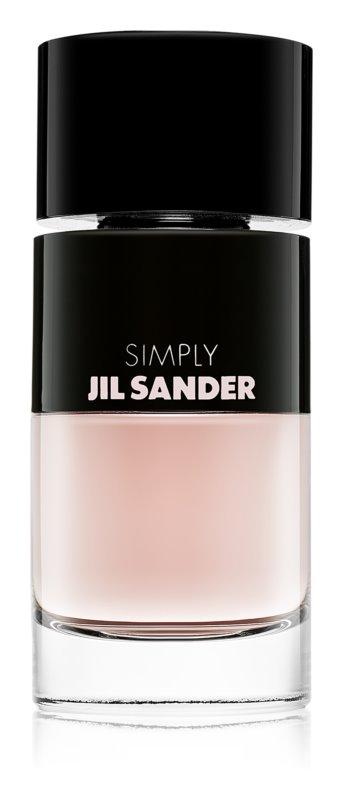 Jil Sander Simply Poudrée parfémovaná voda pro ženy 60 ml
