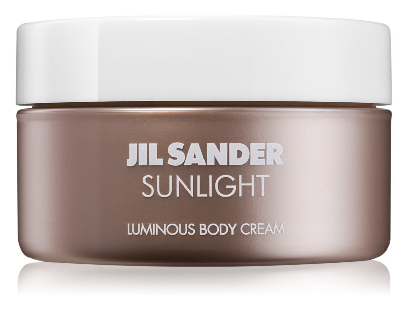 Jil Sander Sunlight Lumière krema za telo za ženske 200 ml