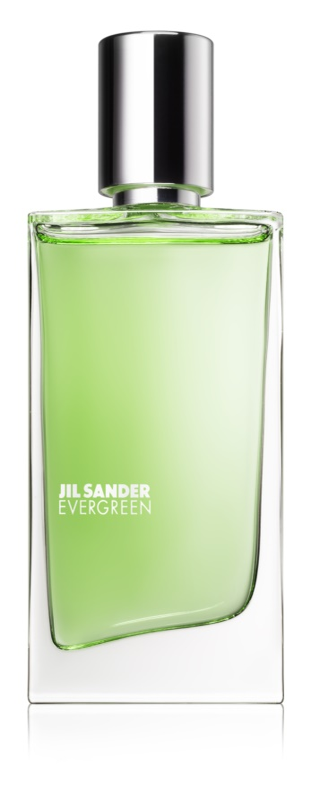 Jil Sander Evergreen Eau de Toilette Für Damen 30 ml