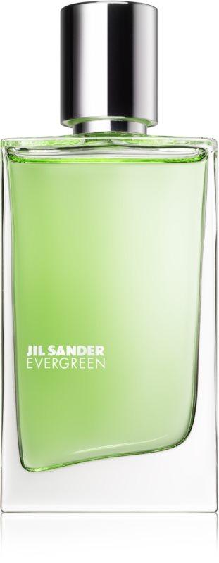 Jil Sander Evergreen toaletna voda za žene 30 ml