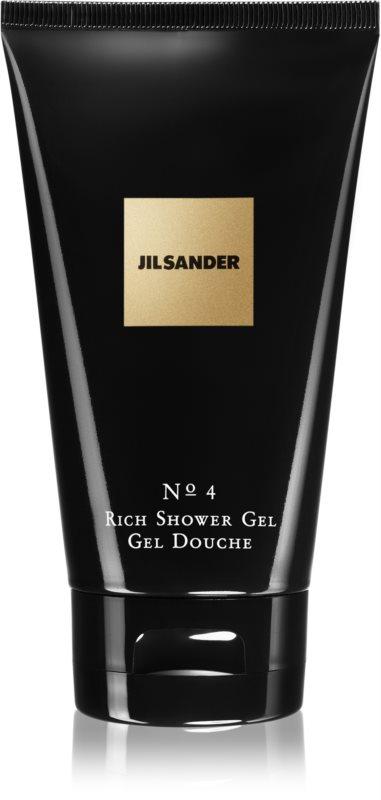 Jil Sander N° 4 gel douche pour femme 150 ml