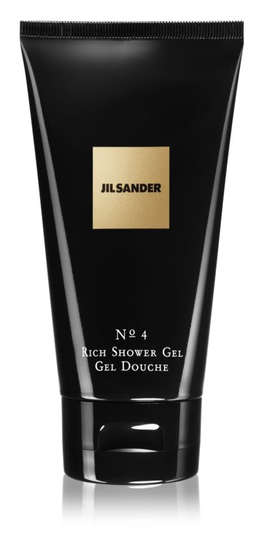 Jil Sander N° 4 gel za prhanje za ženske 150 ml