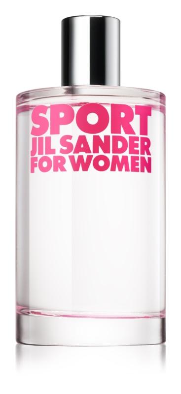 Jil Sander Sport for Women Eau de Toilette für Damen 100 ml