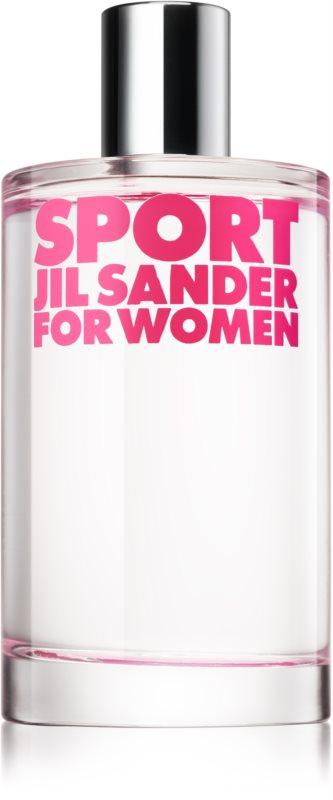 Jil Sander Sport for Women eau de toilette nőknek 100 ml
