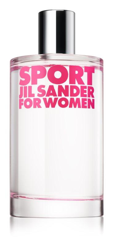 Jil Sander Sport for Women eau de toilette pour femme 100 ml