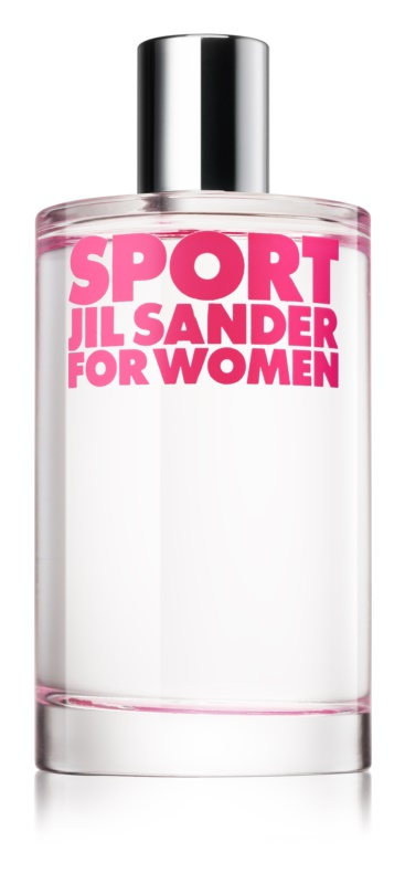 Jil Sander Sport for Women toaletna voda za ženske 100 ml