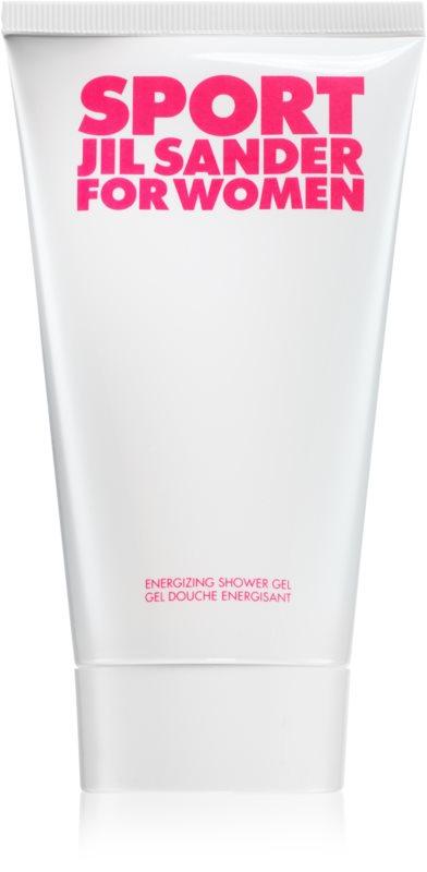 Jil Sander Sport for Women tusfürdő nőknek 150 ml