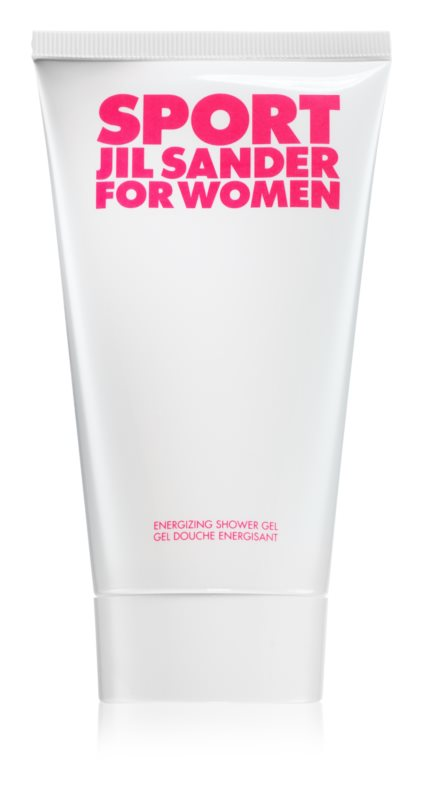 Jil Sander Sport for Women tusfürdő nőknek 150 ml