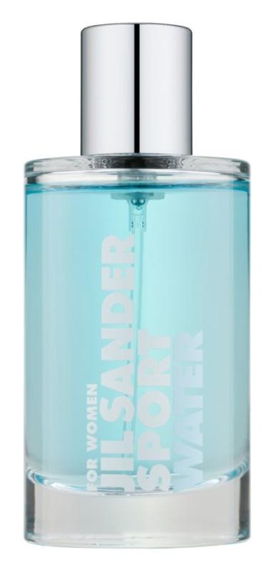 Jil Sander Sport Water for Women Eau de Toillete για γυναίκες 50 μλ