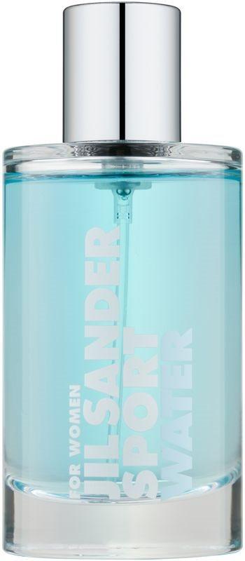 Jil Sander Sport Water for Women toaletní voda pro ženy 50 ml