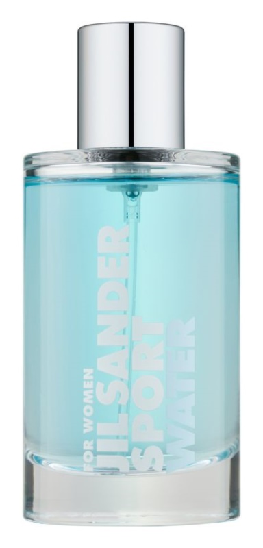 Jil Sander Sport Water for Women woda toaletowa dla kobiet 50 ml