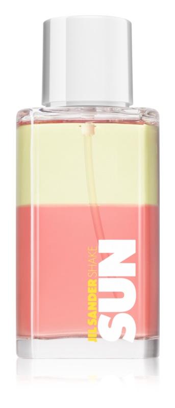 Jil Sander Sun Shake Limited Edition toaletní voda pro ženy 100 ml