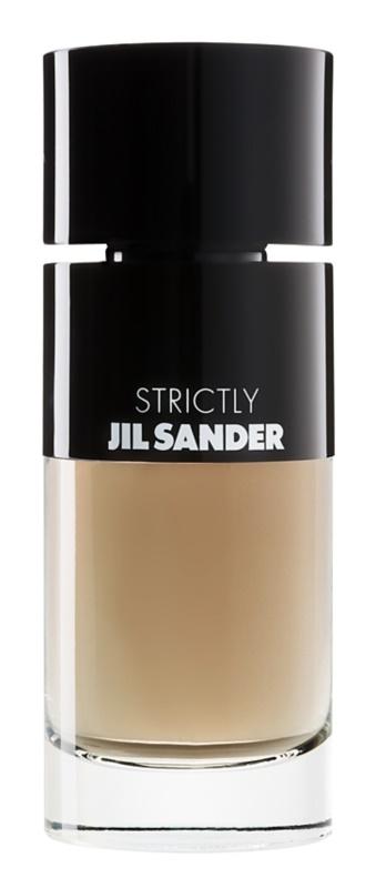 Jil Sander Strictly Night toaletní voda pro muže 80 ml