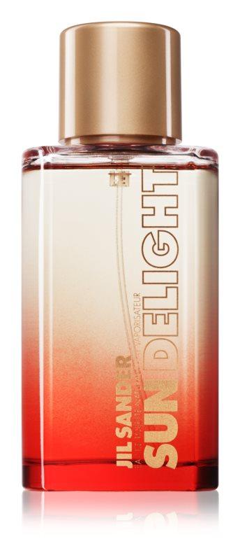 Jil Sander Sun Delight eau de toilette pour femme 100 ml