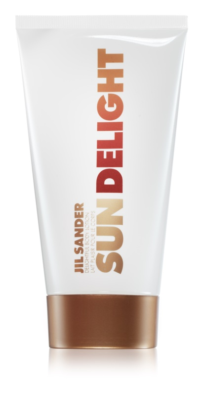 Jil Sander Sun Delight Bodylotion  voor Vrouwen  150 ml